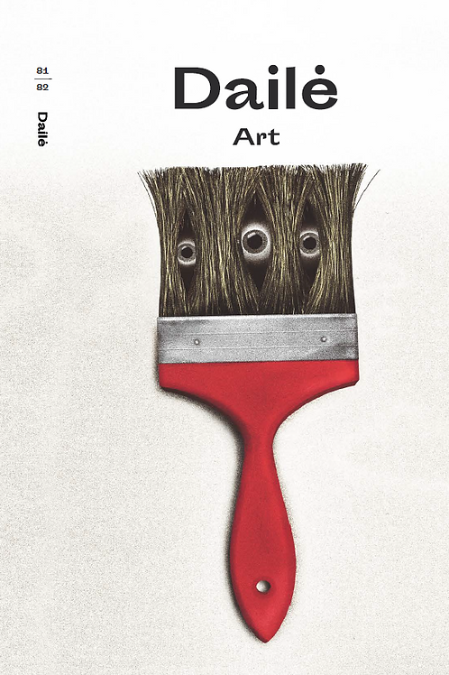 """Žurnalas """"Dailė/Art"""" Nr.2020/4"""
