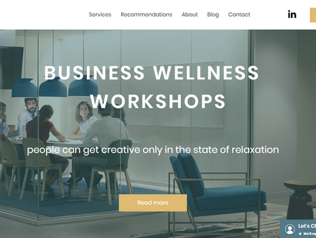 YoBusiness - office wellness