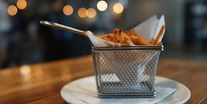 """Gastrokelionės: geriausi gruzdintų bulvyčių """"taškai"""""""