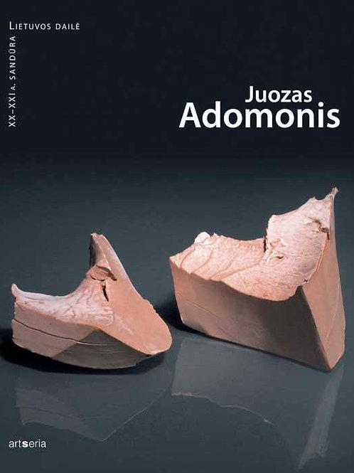 Juozas Adomonis. Sudarytojai Juozas Adomonis, Danutė Zovienė