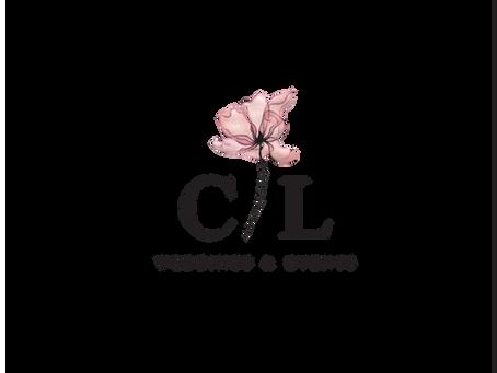 Logotipas CL Weddings & Events