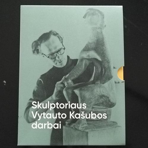 Skulptoriaus Vytauto Kašubos darbai. Sudarytoja Aleksandra Kašuba