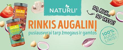 Naturli rinkis augalinį _vamg online