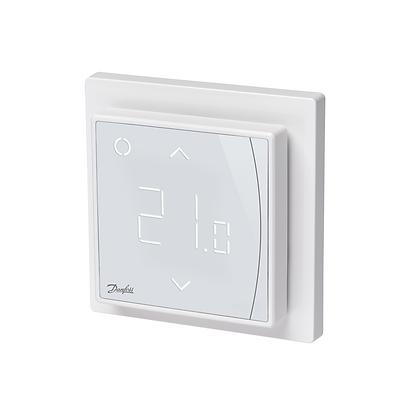 088L1140 Laidinis grindinio sildymo termostatas   ECtemp™ Smart RAL9016, Wi-Fi