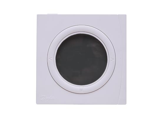Patalpos termostatas ECtemp™ Next Plus, +5...+45 °C, grindų+patalpos jutiklis, 16 A
