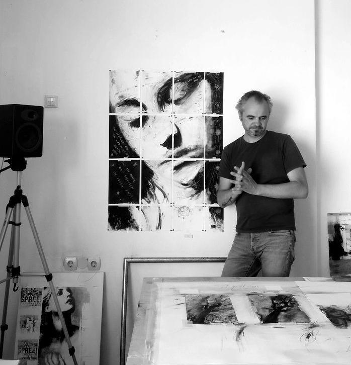Tomas Sipas lietuvių dailininkas