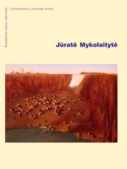 Serija. Šiuolaikiniai Lietuvių dailininkai. Jūratė Mykolaitytė