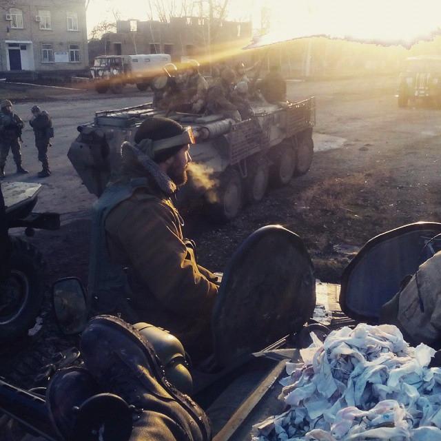 Kas ir kaip kariauja prieš Ukrainą? Locked N' Loaded interviu su Ukrainos karininku