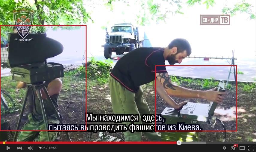 Ukrainos 24-oji ginkluotųjų pajėgų brigada Donbase sunaikino poziciją su Rusijos žvalgybos stotimi