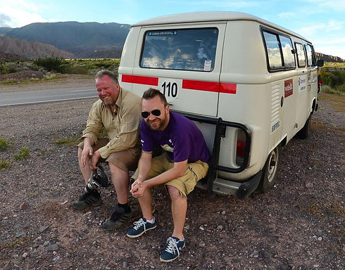 Martyno ir Vytaro kelionės aplink pasaulį