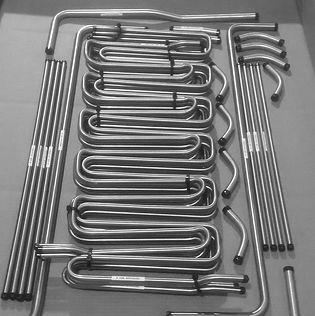 custome hydraulic tube assemblies