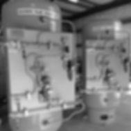 safety fail tank resevoir, plant shutdown