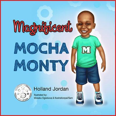 Magnificent Mocha Monty Book