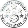 Five star review from readers choice for