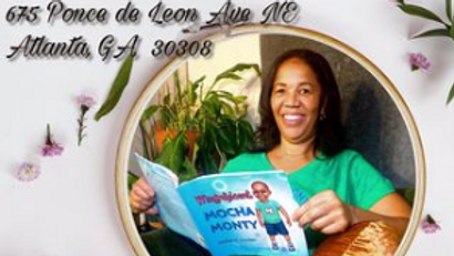 Book Reading and Author Signing