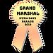 ribbon grand marshal kuna parade for Jul