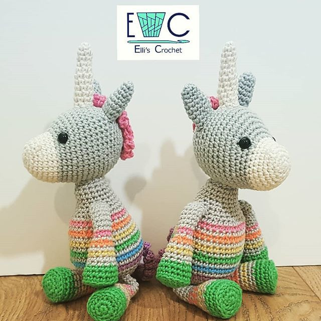 Crochet Yarny Monsters Pattern and Video | 640x640