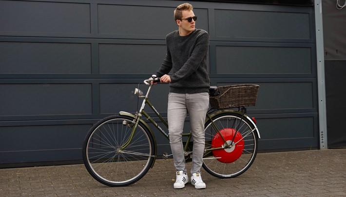 Copenhagen Wheel - Cycling reinvented