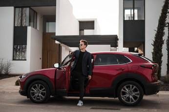Mazda CX30 // Girona