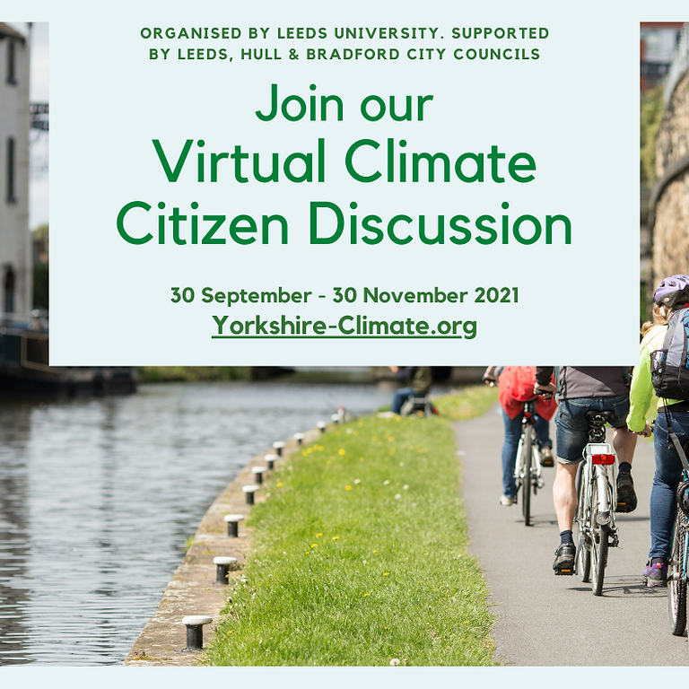 Virtual Citizen Discussion on Climate Change Policies in the North - session 2