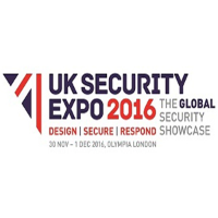 UK Security Expo 2016 Olympia, London