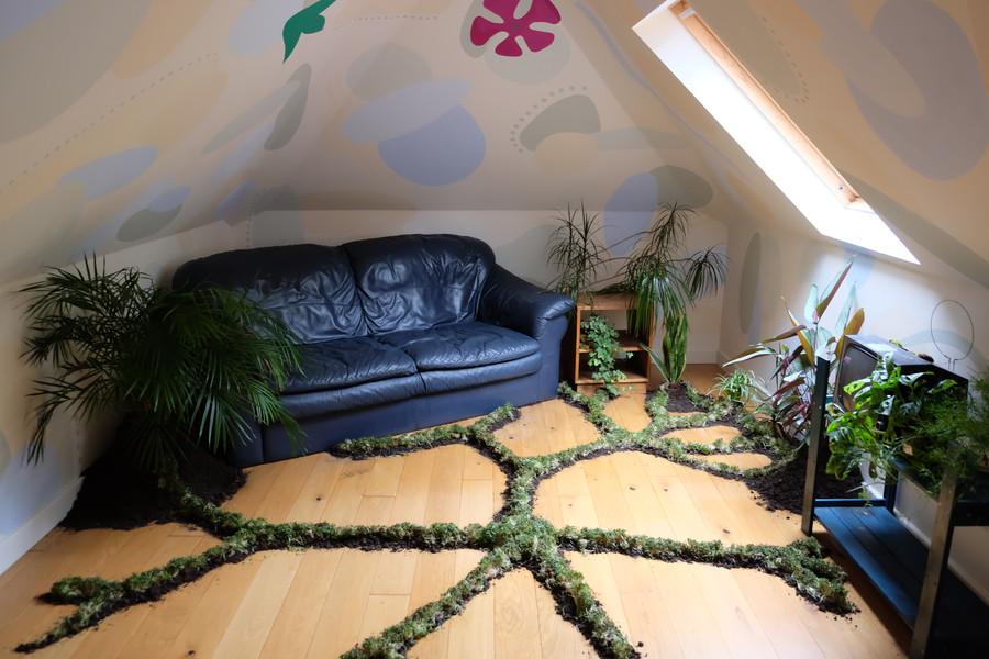 'Living Room' Installation, May 2020