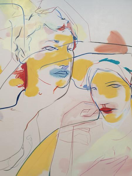 Franse-Lise McGurn, Simon Lee Gallery, 2020