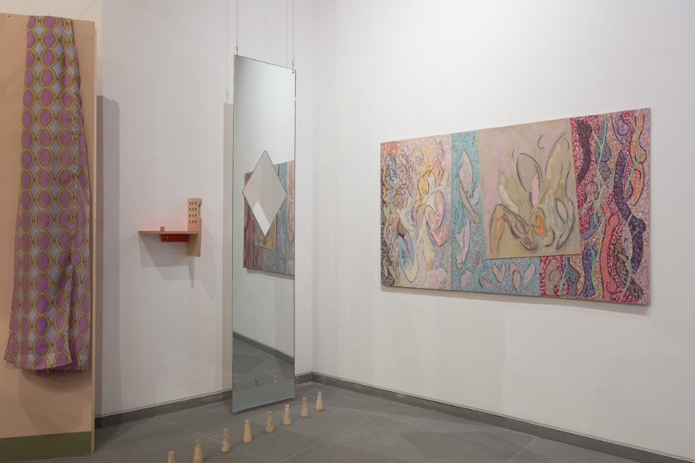 Marc Camille Chaimowicz, Painting Installation, Paintings from 1989-1994