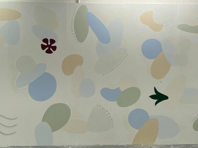 Pastel Mural 2