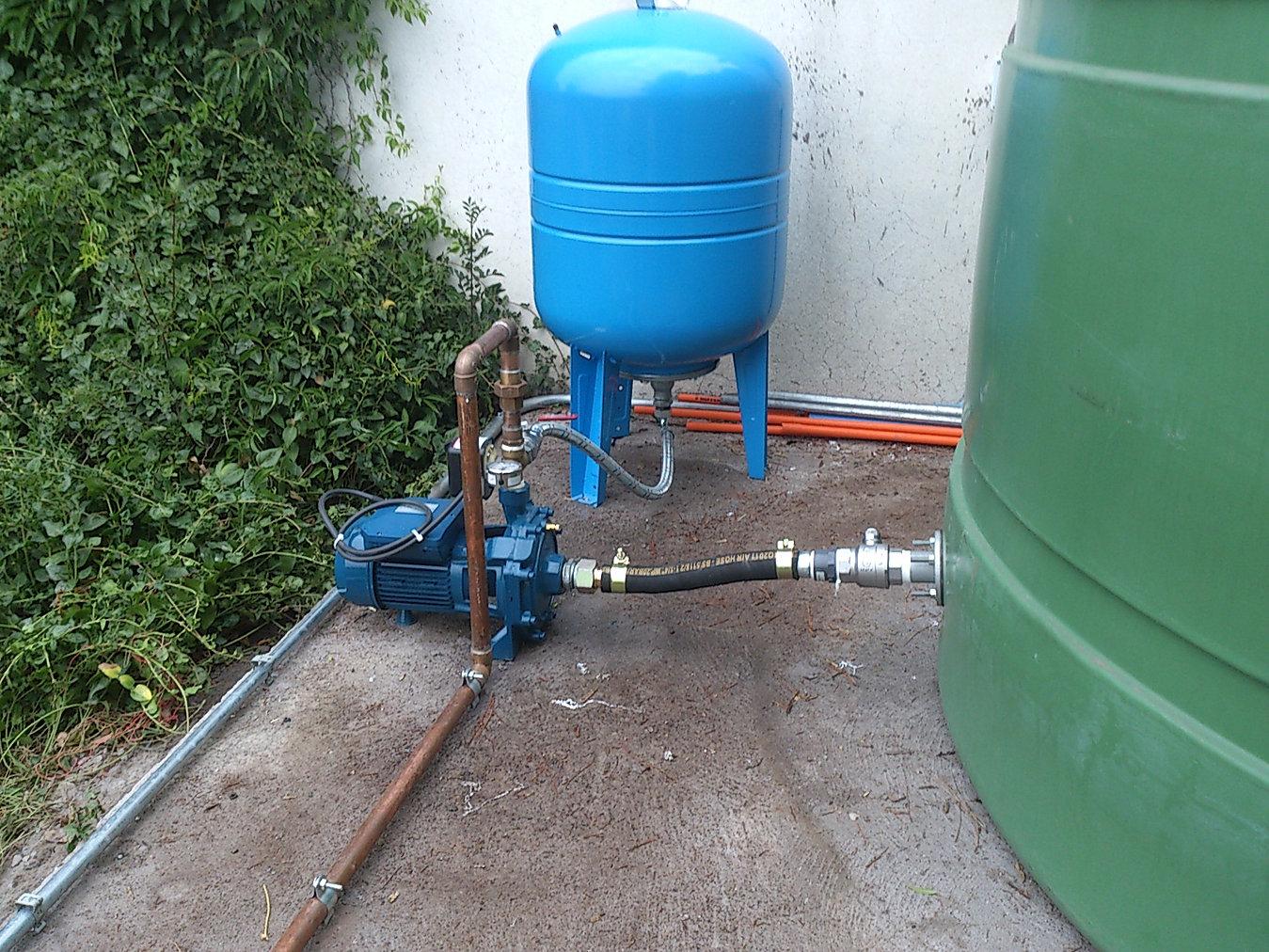 Reparamos bombas de agua ferrebombas for Membrana para hidropack