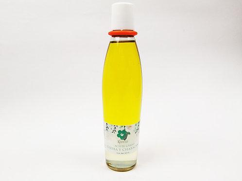 Fusión de aceite de Jojoba y Chabacano 150 ml