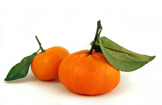 La mandarina: deliciosa y muy benéfica