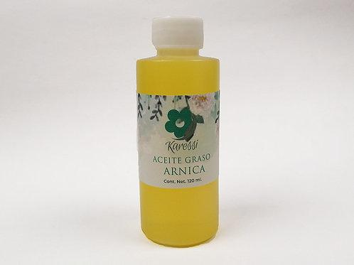 Aceite Graso de Árnica  120 y 250 ml