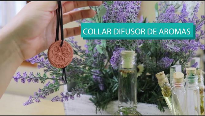 Cómo hacer un Collar difusor de Aromas: fácil y económico
