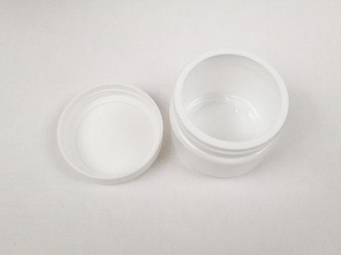 Pomadera blanca 150 gramos