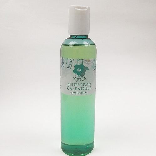 Aceite Graso de Caléndula 120 y 250 ml