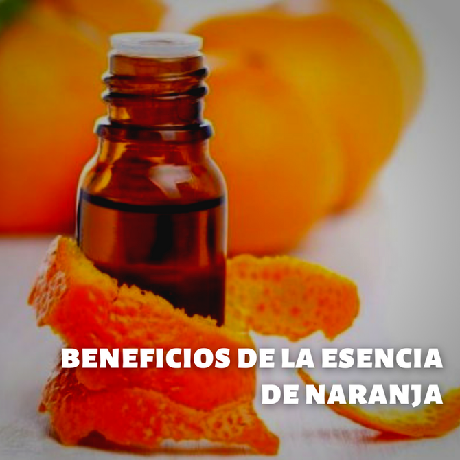 5 Beneficios Del Aceite Esencial De Naranja Que Te Sorprenderán