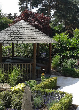 Contemporary Garden Design Camberley