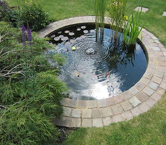 Water Feature Garden Design Frimley