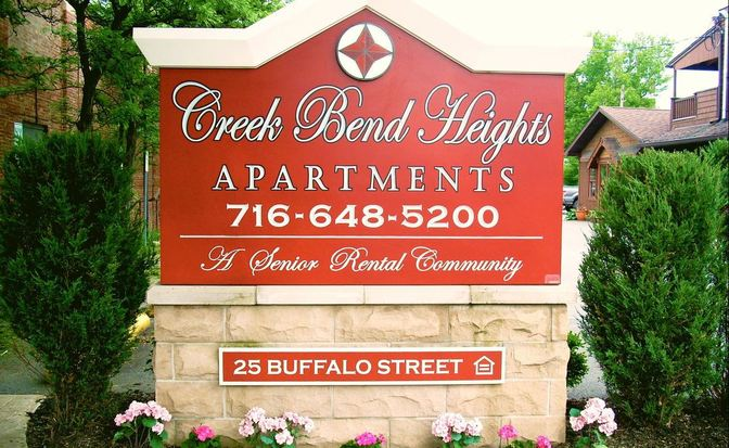 Creek Bend Heights Senior Apartments