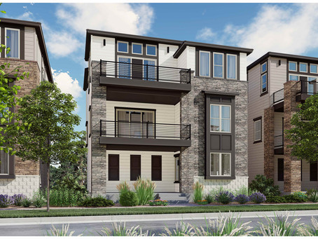 New Single Family Homes at Downtown Superior