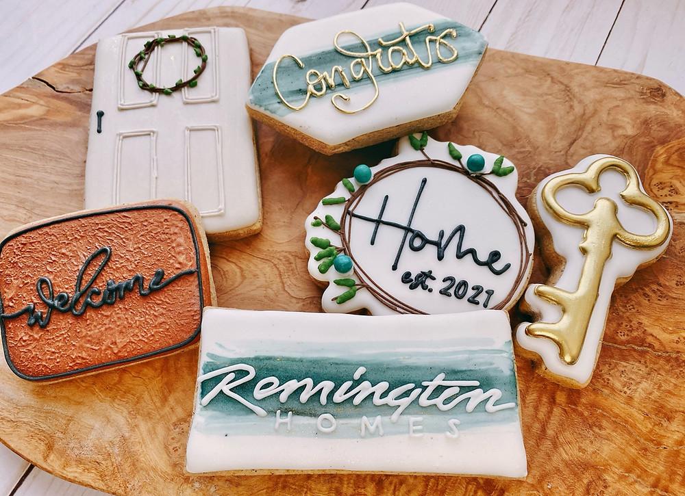 Custom Cookie Design