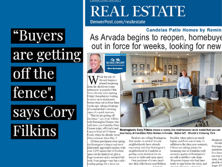 Arvada Reopens and Homebuyers are Ready!