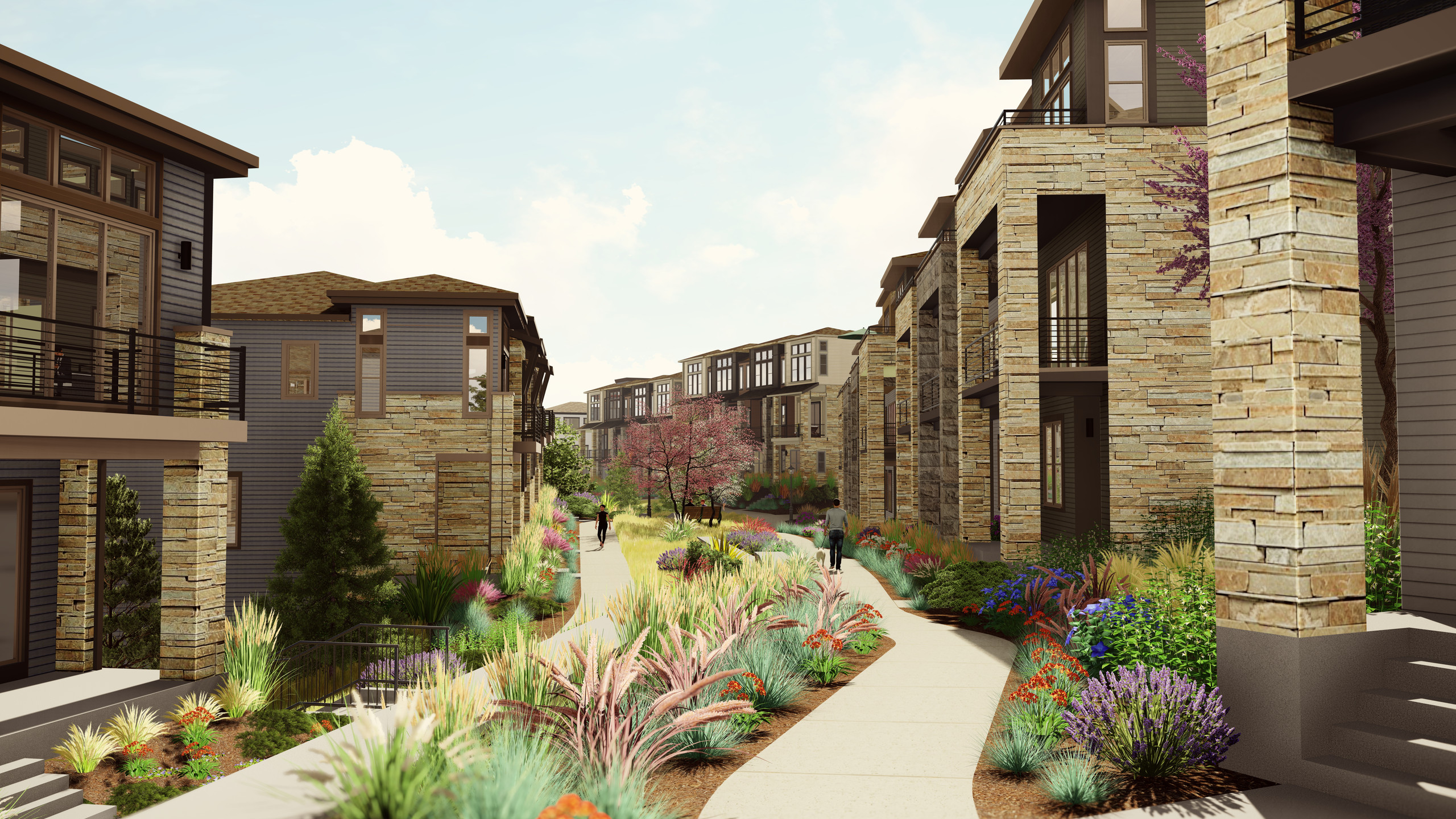 Townhomes at Downtown Superior, by Remington Homes