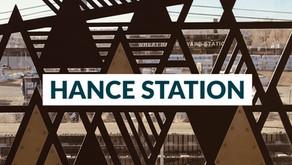 Next Stop, Hance Station!