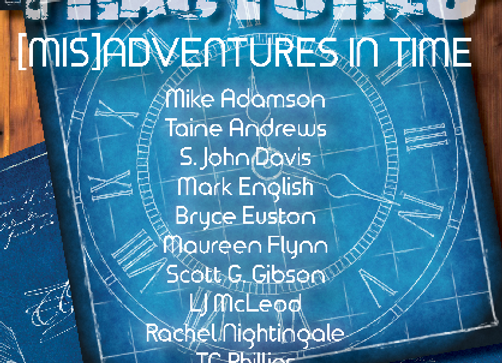 Temporal Fractures - [Mis]Adventures in Time Anthology
