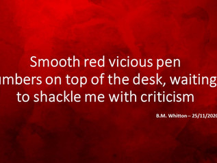 Haiku in Red
