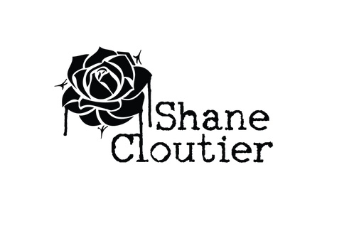 Shane Cloutier Sticker