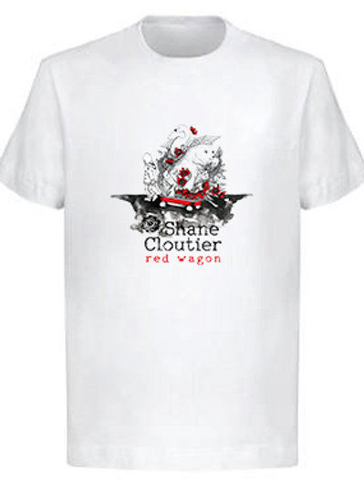"""Red Wagon"" T-Shirt"