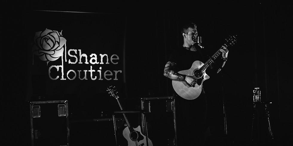 Shane Cloutier @ Fionn MacCool's Newmarket